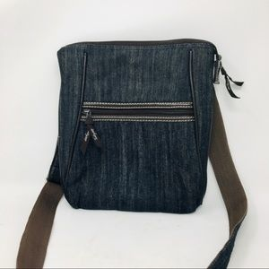Thirty-one Denim Crossbody Bag